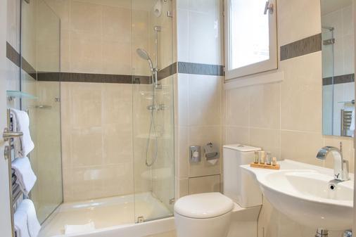 Hotel Saint Nicolas - La Rochelle - Bathroom