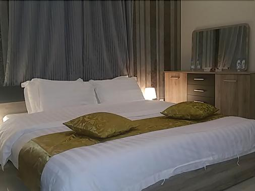 Mnart Beet Al Arab Furnished Units - Jeddah - Bedroom