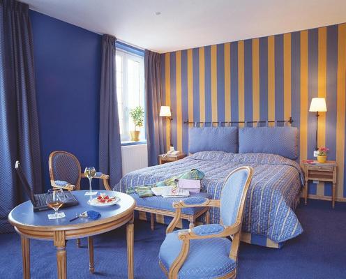 Beausejour - Colmar - Camera da letto