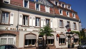 ホテル ボーセジュール - コルマール - 建物