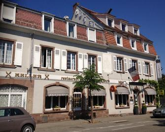 Beausejour - Colmar - Building