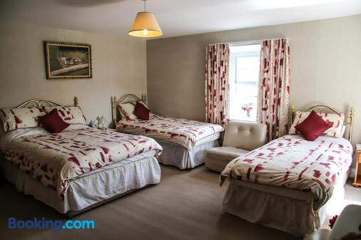 Yellow House - Hexham - Bedroom
