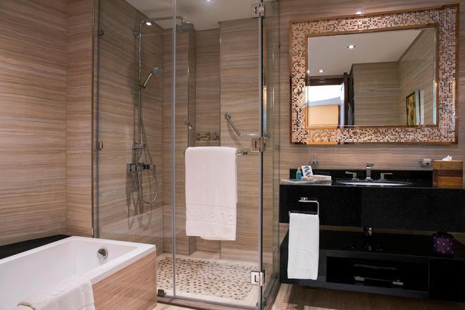 艾瑪爾瓦瑞漢羅塔娜酒店 - 麥加 - 麥加 - 浴室