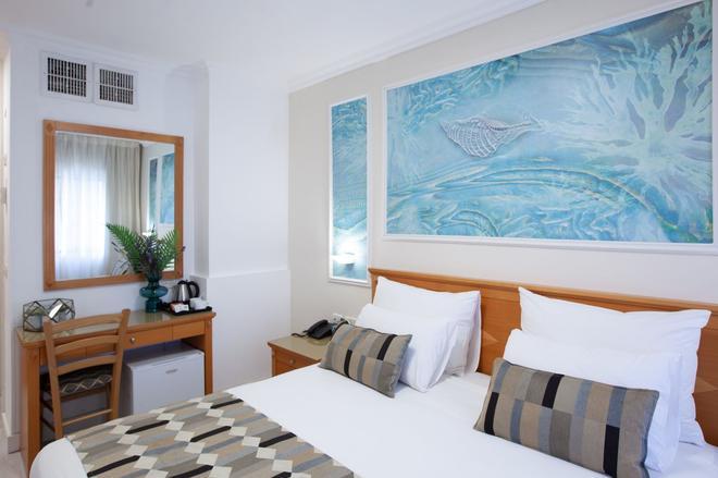 阿爾蒙哈亞爾康酒店 - 特拉維夫 - 特拉維夫 - 臥室