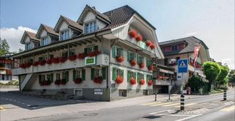Seminarhotel Linde Stettlen - Bern - Rakennus