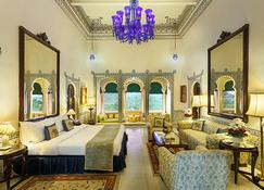 Shiv Niwas Palace By Hrh Group Of Hotels - Udaipur - Bedroom