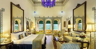 Shiv Niwas Palace By Hrh Group Of Hotels - Udaipur - Makuuhuone