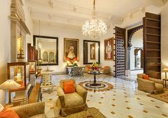 Shiv Niwas Palace By Hrh Group Of Hotels - Udaipur - Σαλόνι ξενοδοχείου