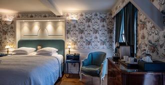 Hotel de Orangerie - Bruges - Quarto
