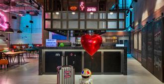 Moxy Frankfurt City Center - Fráncfort - Lobby