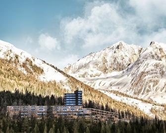 Gradonna Mountain Resort Chalets & Hotel - Kals am Grossglockner - Outdoor view