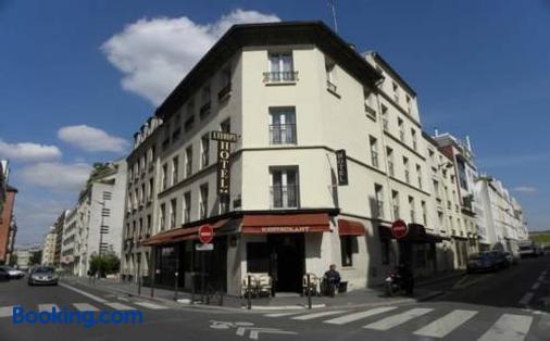 Hotel de l'Europe - Paris - Building