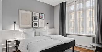 Hotel Kong Arthur - קופנהגן - חדר שינה