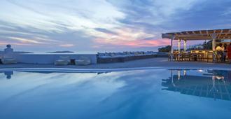 Boheme Mykonos Adults Only - Small Luxury Hotels Of The World - מיקונוס - בריכה