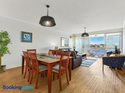 Goldsborough Place Apartments - Brisbane - Dining room