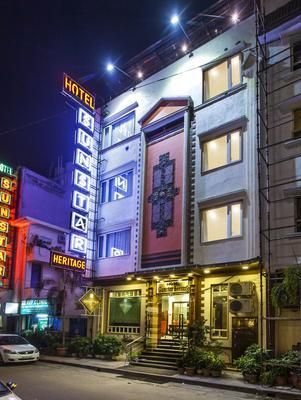 Hotel Sunstar Heritage - New Delhi - Building
