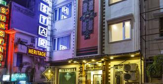 Hotel Sunstar Heritage - Νέο Δελχί - Κτίριο