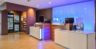 Fairfield Inn & Suites by Marriott Eugene East/Springfield - Eugene - Recepción