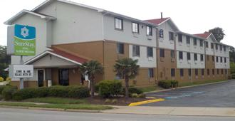SureStay Hotel by Best Western Norfolk Little Creek - Norfolk - Edifício