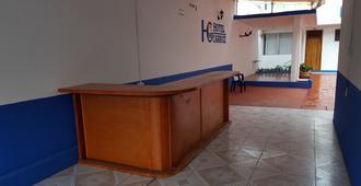 Hotel Carruiz - Puerto Escondido - Edificio
