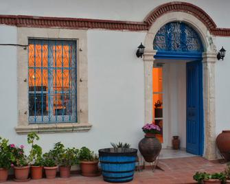 Elyssia Hotel - Pedhoulas - Outdoors view