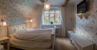 Jungshoved Præstegård B&B - Præstø - Bedroom