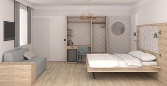 Villa Flöckner Bed & Breakfast - Salzburg - Makuuhuone