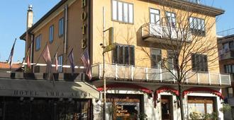 Hotel Amba Alagi - ונציה - בניין