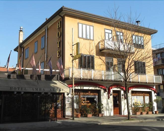 阿姆巴阿拉齊酒店 - 美斯特雷 - 威尼斯 - 建築