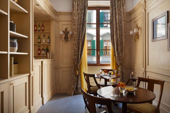Fh55 Hotel Calzaiuoli - Флоренция - Обеденный зал