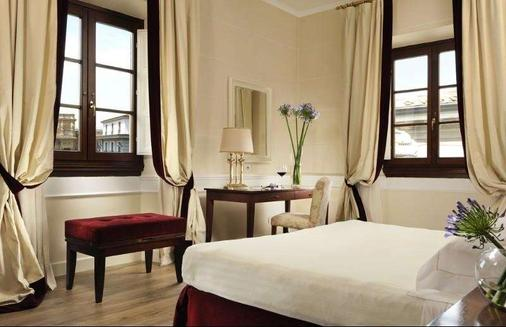 Fh55 Hotel Calzaiuoli - Firenze - Makuuhuone
