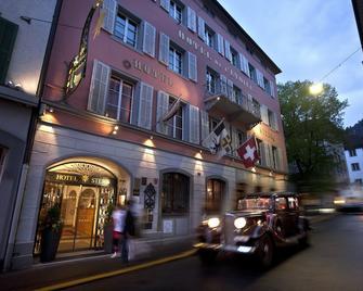 Hotel Stern Chur - Chur - Building