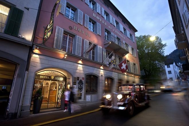 Romantik Hotel Stern - Coira - Edificio