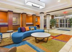 Fairfield Inn & Suites by Marriott Louisville East - Louisville - Lobby