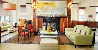 Hilton Garden Inn Virginia Beach Town Center - Virginia Beach - Resepsjon