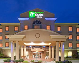 Holiday Inn Express Hotel & Suites Terrell - Terrell - Building