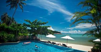 Sea Valley Hotel and Spa - קו סאמוי - בריכה
