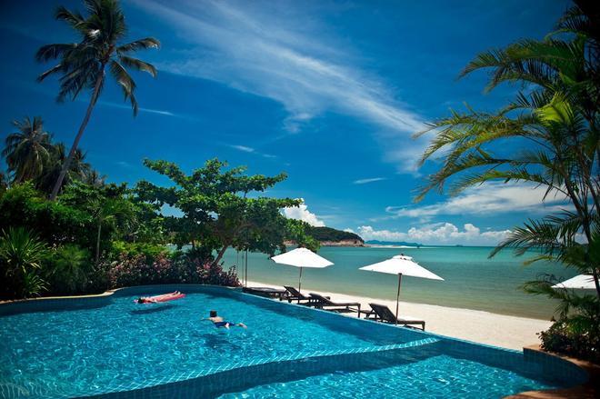 Sea Valley Hotel and Spa - Ko Samui - Pool
