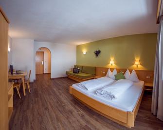 Mountain Living Apart-Hotel - Curon Venosta/Graun im Vinschgau - Slaapkamer