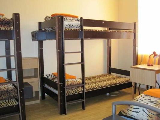 Tiger hostel - Riga - Slaapkamer