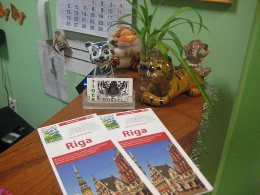 Tiger hostel - Riga - Kamervoorziening