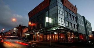 Distinction New Plymouth Hotel & Conference Centre - Nueva Plymouth - Edificio
