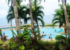 Estaca Bay Gardens Conference Resort - קומפוסטלה (סבו) - בריכה