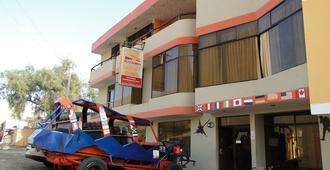 Hostal Huacachina Sunset - Hostel - Ica - Building
