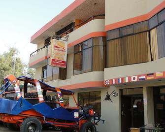 Hostal Huacachina Sunset - Hostel - Ика - Здание