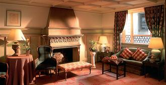 Romantik Hotel Wilden Mann - Λουκέρνη - Σαλόνι