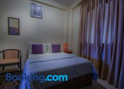 Rans Hill Lodge - Cape Coast - Bedroom