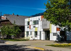 The Cube Boutique Hotel - Revelstoke - Building