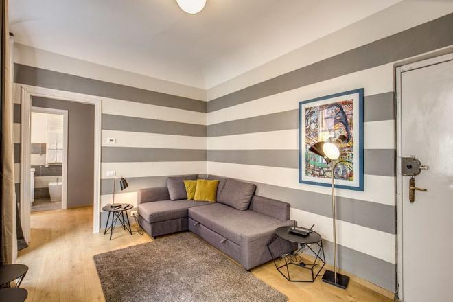 I Remi Del Prione - La Spezia - Living room