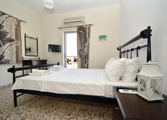 Koukounari 2 Rooms - Skala - ห้องนอน